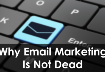 Email marketing not dead